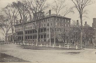 Female seminary - Mount Holyoke Female Seminary.