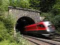 Semmering - Semmeringbahn - Weberkogel-Tunnel II.jpg