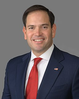 Marco Rubio United States Senator from Florida