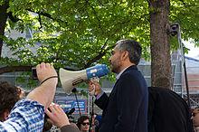 Sergio Coronado, député de la 2e circonscription des Français de l'étranger (Amérique latine et Caraïbes)