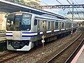Series E217 Y-1 in Zushi Station 05.jpg
