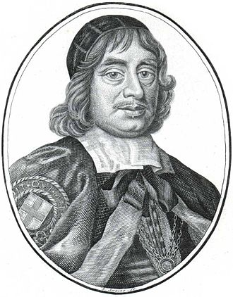 Savilian Professor of Astronomy - Seth Ward, professor 1649–60 and later Bishop of Salisbury