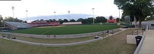 Sewell–Thomas Stadium - Image: Sewell Thomas Stadium, before renovations