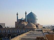 Iran-Architettura islamica-Shah-Mosque-Esfahan