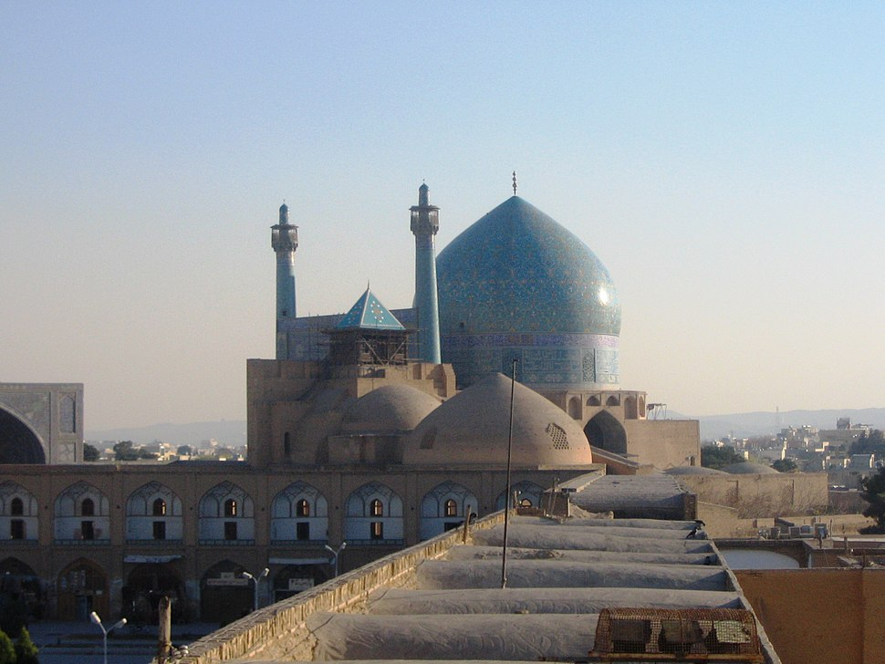 Shah-Mosque-Esfahan