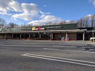 Kemp Mill, Maryland - Shalom Kosher, a kosher Jewish grocery store in Kemp Mill.