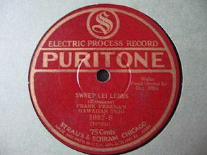 Frank Ferera - Old Puritone