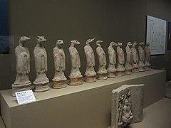 ShiErShengXiao Shaanxi History Museum.JPG