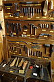 Shoemakers and cobblers tools - Joseph Allen Skinner Museum - DSC07863.JPG