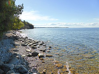 Sibbald Point Provincial Park provincial park in Ontario