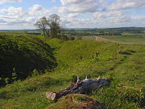 Sidbury hill geograph-433901-by-Andrew-Smith.jpg