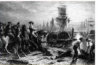 Siege of Boston siege