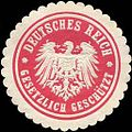 Siegelmarke Deutsches Reich - Gesetzlich geschützt W0210725.jpg