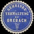 Siegelmarke Gemeindeverwaltung zu Drebach W0309760.jpg
