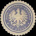 Siegelmarke Prov. Blinden-Anstalt zu Düren W0338257.jpg