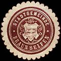 Siegelmarke Stadtgemeinde Braunseifen W0246312.jpg