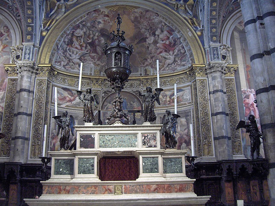 Siena.Duomo.HighAltar01