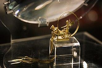 Odrysian kingdom - Image: Sinemorets thracian treasure