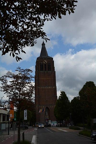 Sint-Trudokerk, Peer