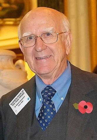 Robert Worcester - Sir Robert Worcester, in November 2011
