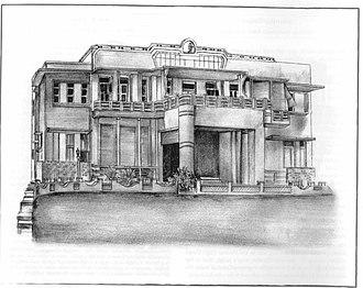 Sivaji Ganesan - Annai Illam Sivaji House