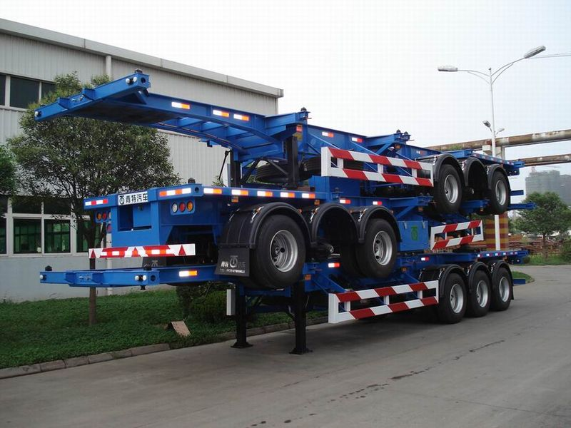 File:Skeleton container semi-trailer.jpg