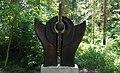 Skulptur am Liebenfelser Wasser-Wanderweg, Bezirk St. Veit an der Glan, Kärnten.jpg