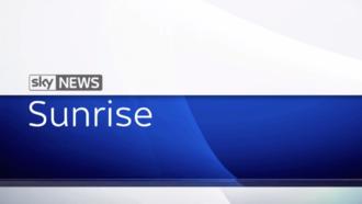 Sunrise (Sky News) - Image: Sky Sunrise 2015