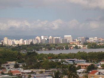 Skyline of San Juan%2C Puerto Rico