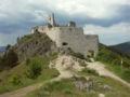 Slovakia Cachtice hrad 2.JPG