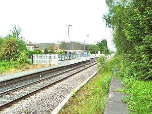 Snaith - Snaith railway station