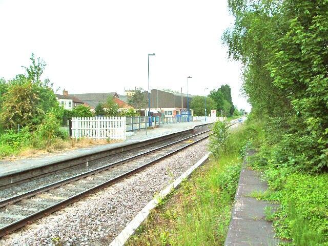 Snaith railway station