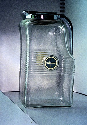 Sneath Glass Company - Pitcher made by Sneath Glass Company