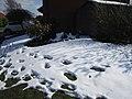 Snow on Pullman Close, Heswall.JPG