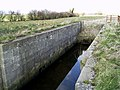 Sod House Lock (disused) on the Market Weighton Canal - geograph.org.uk - 366289.jpg
