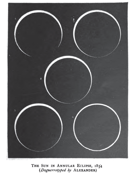 Solar eclipse 1854May28-Annular Daguerrotyped Alexander.png