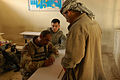 Soldiers bring medicine to local Iraqis DVIDS74747.jpg