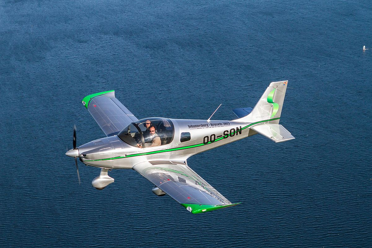 New Aircraft Designed For Radial Engines