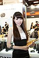 Sony promotional models at TIDPMEE 20141018a.jpg