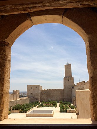 Medina of Sousse, Tunisia - The Medina, inside