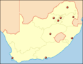 SouthAfrica-location world cup 2010.png