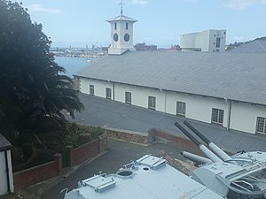 South African Naval Museum - Image: South African Naval Museum Simon's Town