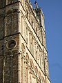 South tower, Exeter Cathedral - geograph.org.uk - 654774.jpg