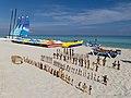 Souvenirs on the beaches of Varadero.jpg