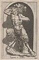 Speculum Romanae Magnificentiae- Satyr (Satyrus in caedibus) MET DP870318.jpg