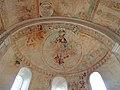 Spiez, église du château. Peintures romanes du choeur (1).jpg