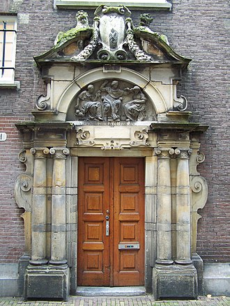 Huygens Institute for the History of the Netherlands - Spinhuis (Amsterdam)