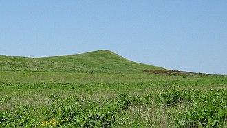 Spirit Mound Historic Prairie - Spirit Mound