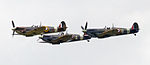 Spitfires two Vs and a IX (5931044771).jpg