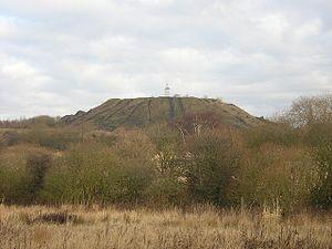 Newton, South Lanarkshire - Image: Spoil Heap Near Newton geograph.org.uk 107044